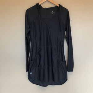 Athleta Wick it Wader Coverup
